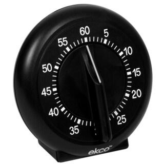 Ekco 1094632 Black 60 Minute Dial Timer