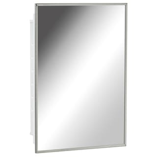 Zenith Products X314 Stainless Steel Swing Door Medicine Cabinet