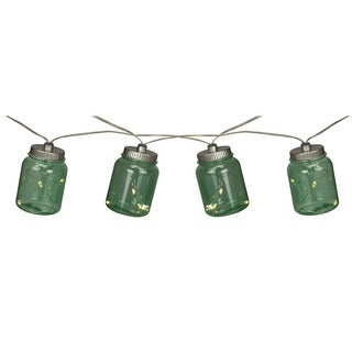 Rivers Edge 10-foot Twinkling Canning Jar Lights