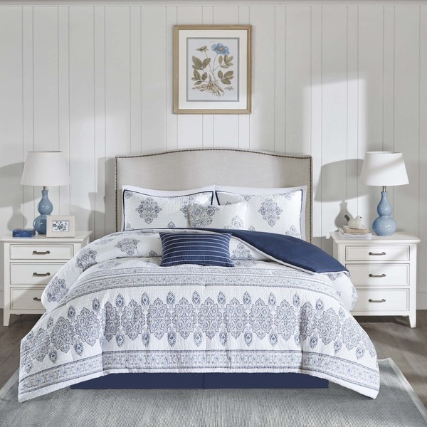 Harbor House Sanibel Multi Cotton Comforter Set