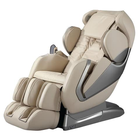 Titan Pro Alpha New Straight Arm Design L-Track Space-saving Massage Chair