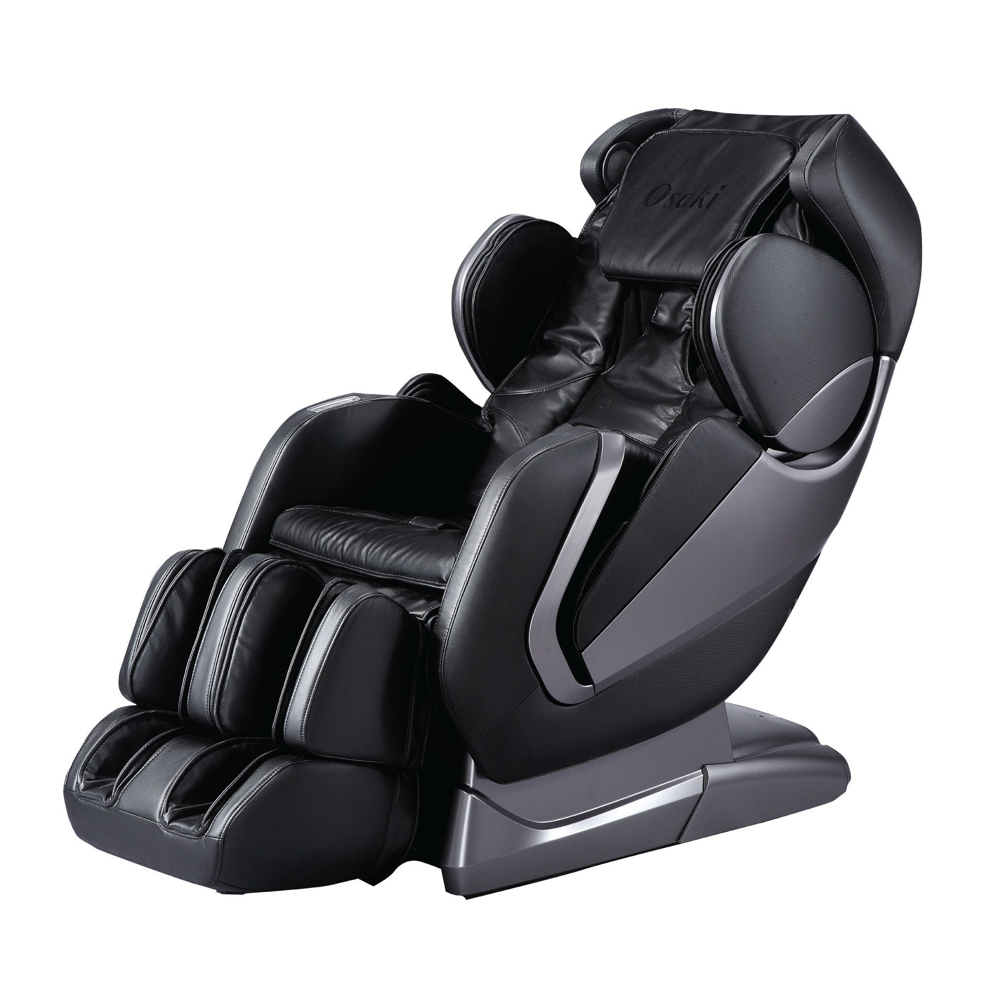 leather foxhunter chair cinema swivel armchair var recliner massage bonded heat sofa electric cost itm