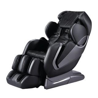 Titan Pro Alpha New Straight Arm Design L-Track Space-saving Massage Chair