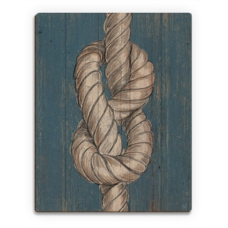Knot Wood Wall Art