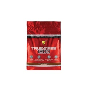 BSN True-Mass 1200 10-pound Chocolate Milkshake Powder