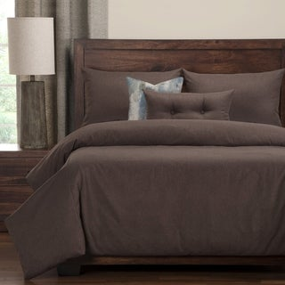 PoloGear Camelhair Coffee Luxury Duvet Cover Set