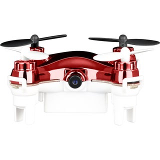 Quadrone Micro-WiFi White 4-channel Drone