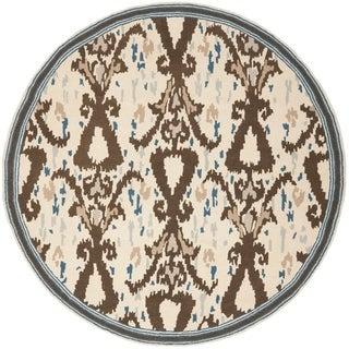 Safavieh Martha Stewart Collection Mariner Wool Rug (8' Round)