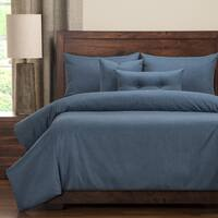 PoloGear Camelhair Stonewash Luxury Duvet Cover Set