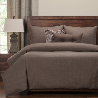 PoloGear Saddleback Brown Luxury Duvet Cover Set