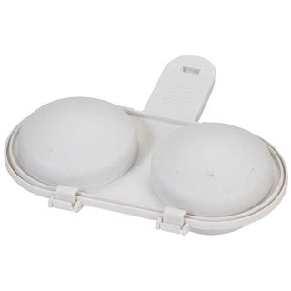 Nordic Ware 64702 2 Cup Microwave Egg Poacher