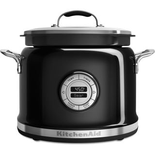 KitchenAid KMC4241OB Onyx Black 4-quart Multi-cooker