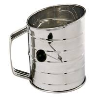 Norpro 136 3 Cup Stainless Steel Flour Sifter