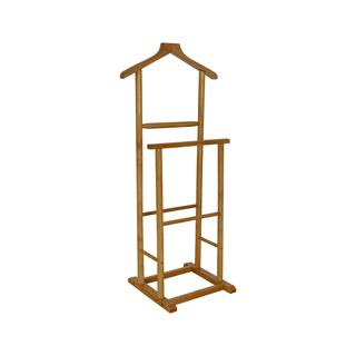 Benzara Urban Port Men's Double Suit Valet Stand with Suit Hanger|https://ak1.ostkcdn.com/images/products/12656266/P19444744.jpg?impolicy=medium