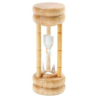 Norpro 1473 Three Minute Wood Timer