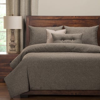 PoloGear Belmont Greystone Luxury 6-Piece Duvet Cover Set