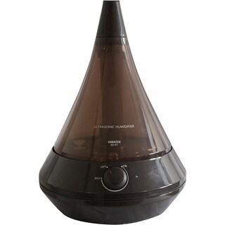 Keystone Grey Metal/Plastic 1.8-quart Ultrasonic Humidifier