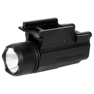 Trinity Black Aluminum Tactical 90-lumen LED Flashlight Kit for Glock Model 17
