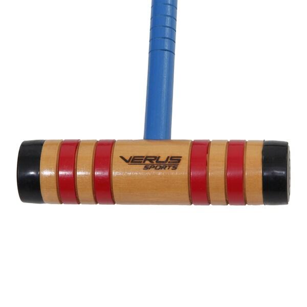 Advanced 6 Player Croquet Set