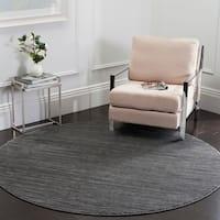 Safavieh Vision Contemporary Tonal Grey Area Rug - 6' 7 Round