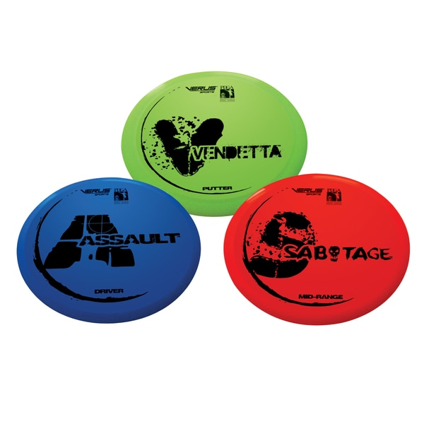 Expert Disc Golf Set