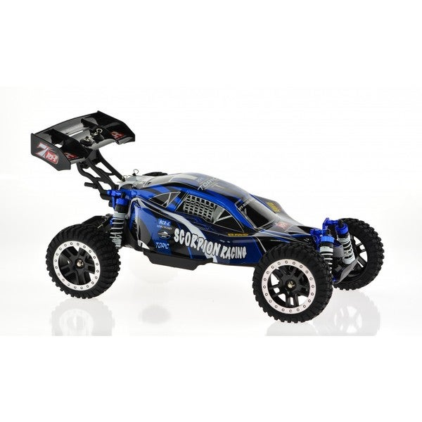 Scorpion Racing 1/8-scale 4WD Remote Control Off-road Buggy
