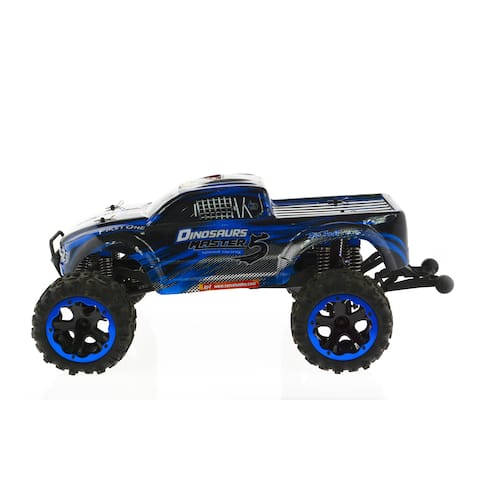 72e9446b8 1 8 Scale Electric 4WD 2.4G RC Off-Road Brushless Monster Truck