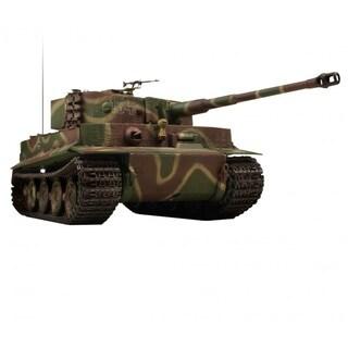 VS Tanks Green Camouflage German Tiger Tank Top