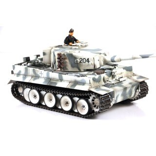 VS Tanks 1:24 Winter Camo German Tiger I RC Tank