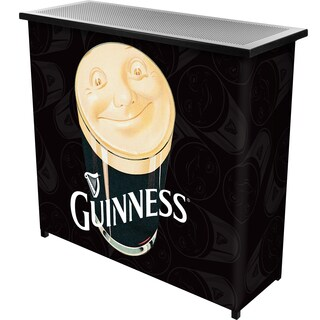 Guinness Portable Bar with Case