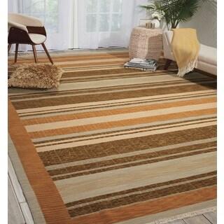Nourison Souf 3000 Multicolor Area Rug (8'10 x 11'10)