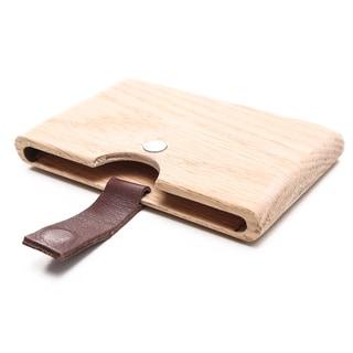 Something Strong Oakwood Card Case