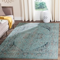 Safavieh Artisan Vintage Light Blue Distressed Area Rug - 8' x 10'