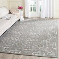 Safavieh Handmade Blossom Grey Wool Rug - 9' x 12'