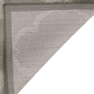 Safavieh Indoor / Outdoor Cottage Moroccan Grey Rug (9' x 12')