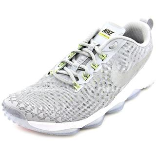 Nike Men's Zoom Hypercross TR2 Grey Mesh Athletic Shoes