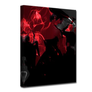 Ready2HangArt 'Glitzy Mist II' by Tristan Scott Canvas Art Set