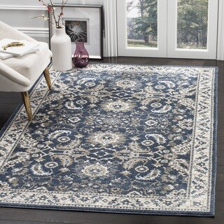 Safavieh Carolina Dark Blue Rug (9' x 12')