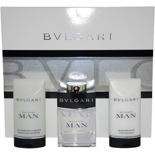 Bvlgari Man 3-piece Gift Set