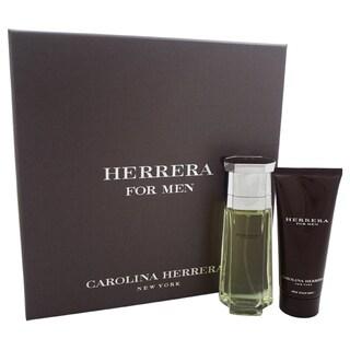 Carolina Herrera Men's 2-piece Gift Set