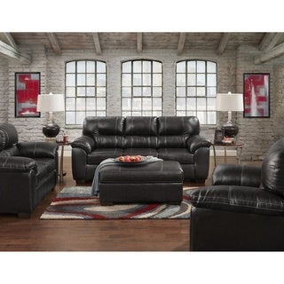 Sofa Trendz Corina Faux Leather Sofa Set (4-piece Set)