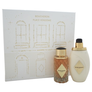 Boucheron Place Vendome Women's 2-piece Gift Set
