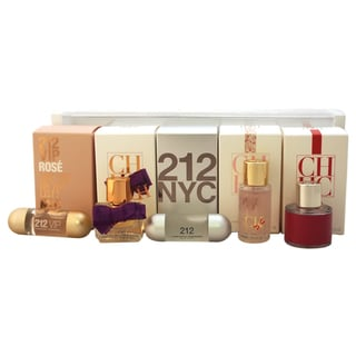 Carolina Herrera Women's 5-piece Mini Gift Set