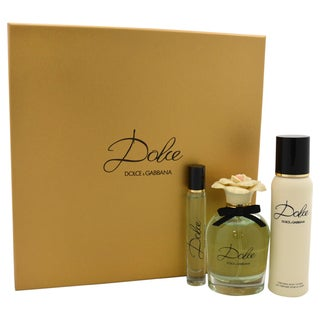 Dolce & Gabbana Dolce Women's 3-piece Gift Set