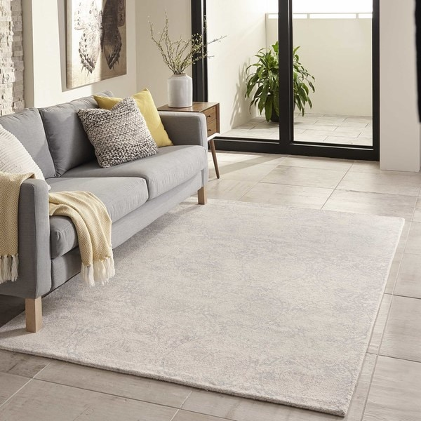 Momeni Illusions Hand-Tufted Wool Rug - 8' X 11'
