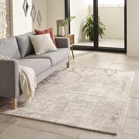 Momeni Illusions  Hand-Tufted Wool Rug (5' X 7'6) - 5' x 7'6""