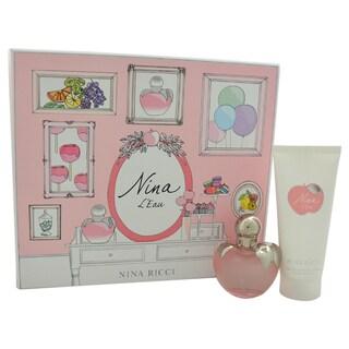 Nina Ricci Nina L'Eau Women's 2-piece Gift Set