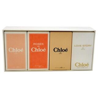 Chloe Variety Parfums Women's 4-piece Mini Gift Set
