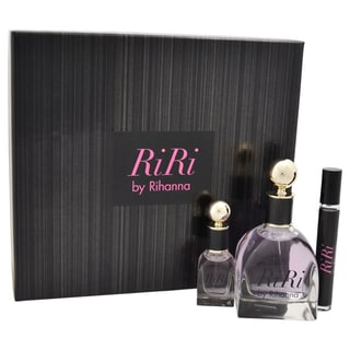 Rihanna RiRi Women's 3-piece Gift Set
