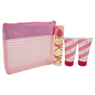 Aquolina Pink Sugar Women's 3-piece Gift Set